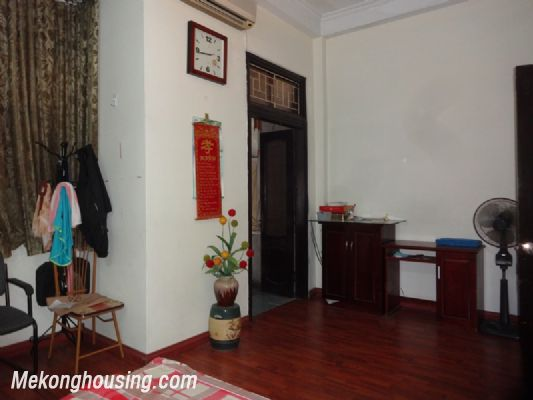 Four bedroom house for rent in Vinh Phuc street, Ba Dinh district, Hanoi 8