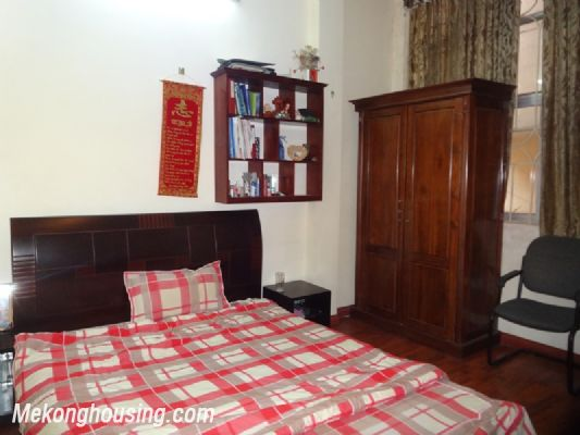 Four bedroom house for rent in Vinh Phuc street, Ba Dinh district, Hanoi 9