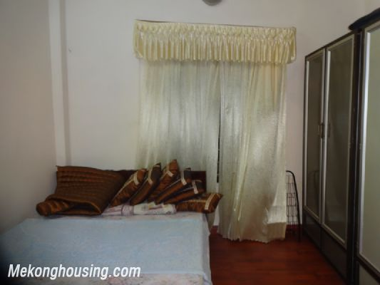 Four bedroom house for rent in Vinh Phuc street, Ba Dinh district, Hanoi 12