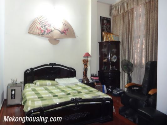 Four bedroom house for rent in Vinh Phuc street, Ba Dinh district, Hanoi 13