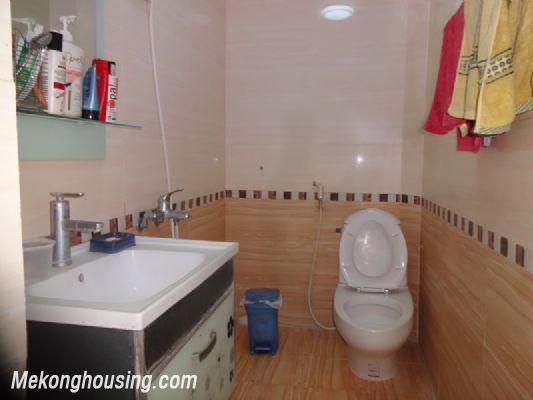 Four bedroom house for rent in Vinh Phuc street, Ba Dinh district, Hanoi 14