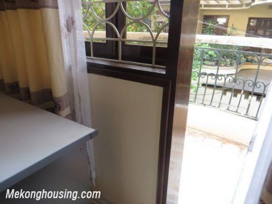 Four bedrooms house for rent in Ton Duc Thang street, Dong Da, Hanoi 13