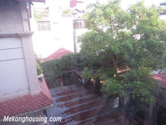 Four bedrooms house for rent in Ton Duc Thang street, Dong Da, Hanoi 16