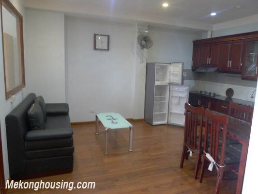 Full furnished serviced apartment for rent in Cat Linh, Dong Da, Hanoi 3