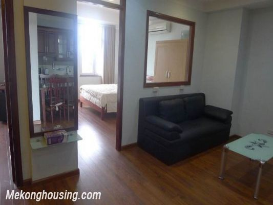 Full furnished serviced apartment for rent in Cat Linh, Dong Da, Hanoi 5