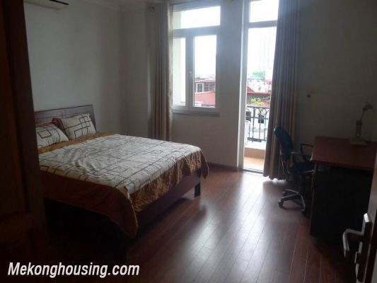 Full furnished serviced apartment for rent in Cat Linh, Dong Da, Hanoi 8