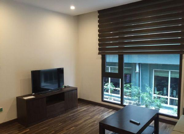Full furnished serviced apartment for rent in Kim Ma street, Ba Dinh district, Hanoi