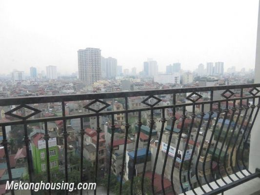 Full furniture apartment for rent in R1 Royal City, Thanh Xuan, Hanoi 7