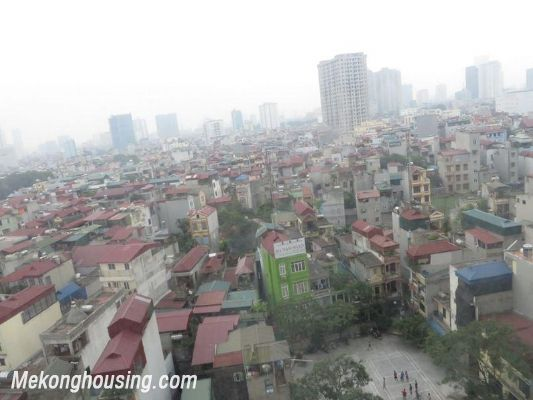 Full furniture apartment for rent in R1 Royal City, Thanh Xuan, Hanoi 8