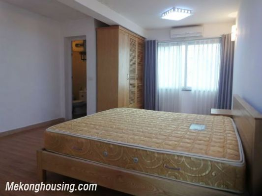 Full natural light apartment with 2 bedrooms for rent in To Ngoc Van street, Tay Ho, Hanoi 11