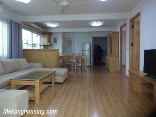 Full natural light apartment with 2 bedrooms for rent in To Ngoc Van street, Tay Ho, Hanoi 4