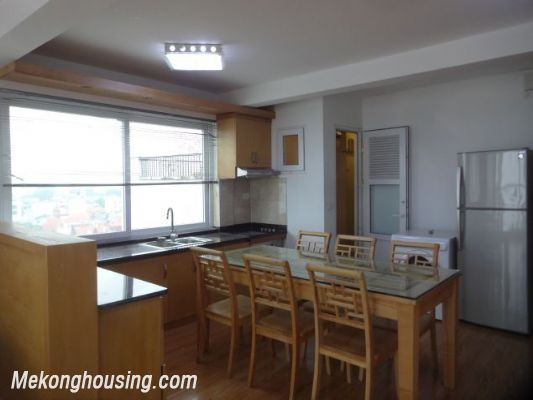 Full natural light apartment with 2 bedrooms for rent in To Ngoc Van street, Tay Ho, Hanoi 5