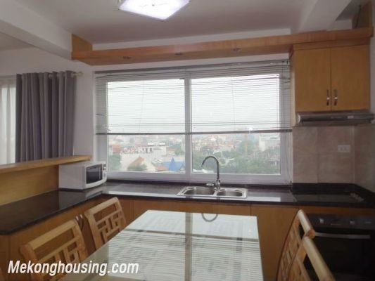 Full natural light apartment with 2 bedrooms for rent in To Ngoc Van street, Tay Ho, Hanoi 6
