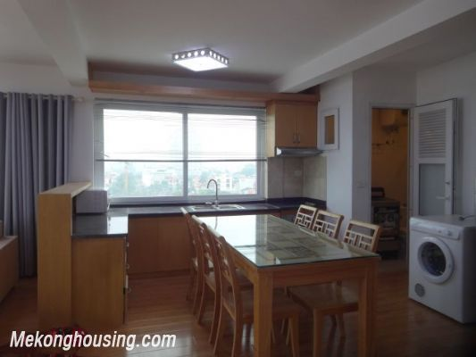 Full natural light apartment with 2 bedrooms for rent in To Ngoc Van street, Tay Ho, Hanoi 7