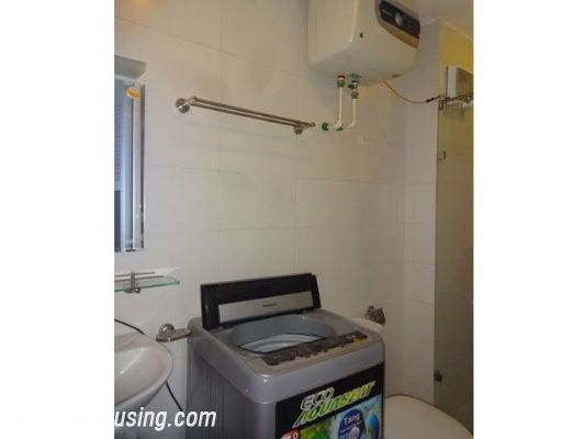 Full natural light apartment with 2 bedrooms for rent in To Ngoc Van street, Tay Ho, Hanoi 8