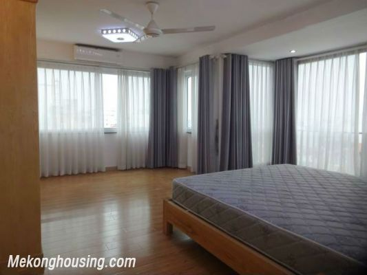Full natural light apartment with 2 bedrooms for rent in To Ngoc Van street, Tay Ho, Hanoi 9