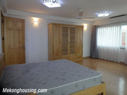 Full natural light apartment with 2 bedrooms for rent in To Ngoc Van street, Tay Ho, Hanoi 14