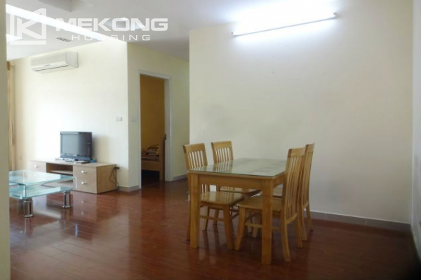 Fullly furnished apartment with 2 bedrooms for rent at 713 Lac Long Quan street, Tay Ho, Hanoi 3