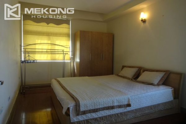 Fullly furnished apartment with 2 bedrooms for rent at 713 Lac Long Quan street, Tay Ho, Hanoi 5