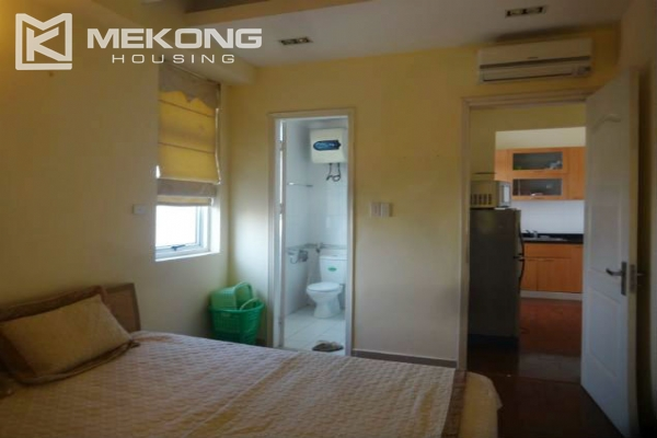Fullly furnished apartment with 2 bedrooms for rent at 713 Lac Long Quan street, Tay Ho, Hanoi 6