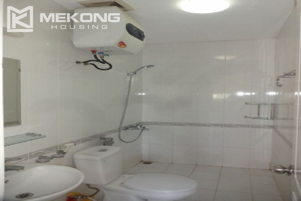 Fullly furnished apartment with 2 bedrooms for rent at 713 Lac Long Quan street, Tay Ho, Hanoi 10