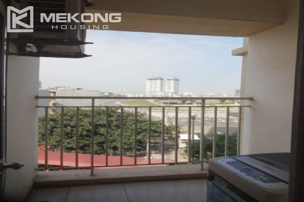 Fullly furnished apartment with 2 bedrooms for rent at 713 Lac Long Quan street, Tay Ho, Hanoi 11