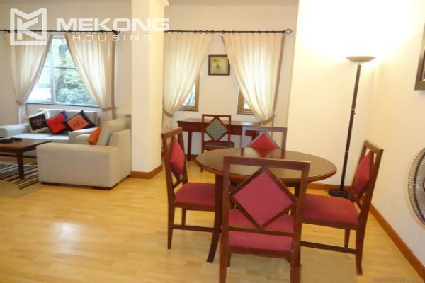 Fullly furnished apartment with 2 bedrooms for rent in Hoan Kiem district, Hanoi 4
