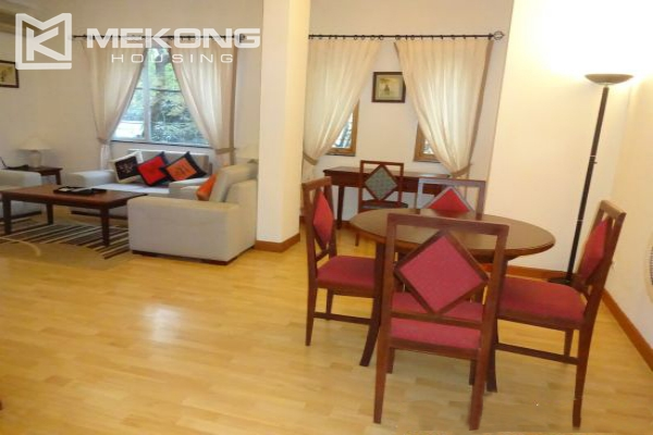 Fullly furnished apartment with 2 bedrooms for rent in Hoan Kiem district, Hanoi 6