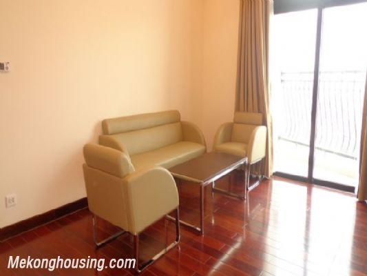 Fully furnished 2 bedroom apartment on high floor for rent in Vinhomes Royal City, Thanh Xuan district, Hanoi 2