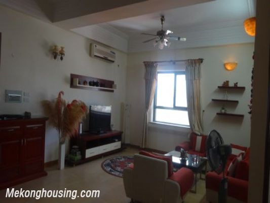 Fully furnished apartment for rent in Doc Ngu street, Ba Dinh district, Hanoi 2