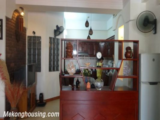 Fully furnished apartment for rent in Doc Ngu street, Ba Dinh district, Hanoi 3