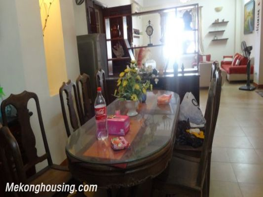 Fully furnished apartment for rent in Doc Ngu street, Ba Dinh district, Hanoi 6
