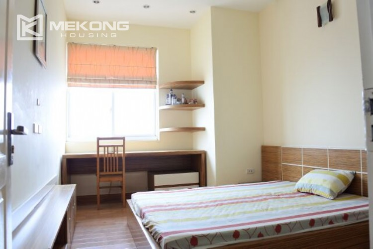 Fully furnished apartment with 3 bedrooms for rent at 713 Lac Long Quan street, Tay Ho 4
