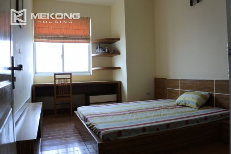 Fully furnished apartment with 3 bedrooms for rent at 713 Lac Long Quan street, Tay Ho 5