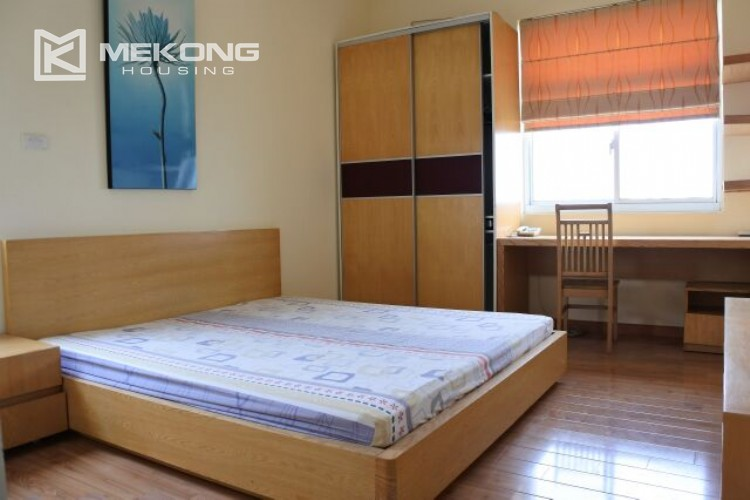 Fully furnished apartment with 3 bedrooms for rent at 713 Lac Long Quan street, Tay Ho 6