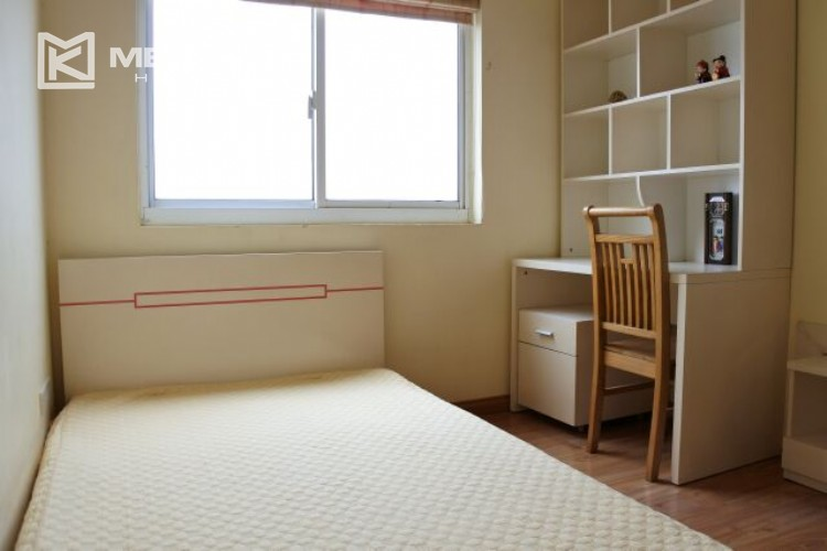 Fully furnished apartment with 3 bedrooms for rent at 713 Lac Long Quan street, Tay Ho 11