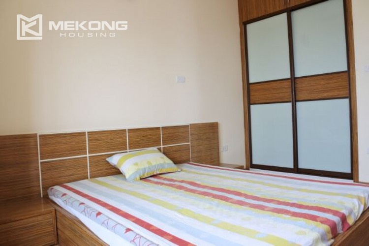 Fully furnished apartment with 3 bedrooms for rent at 713 Lac Long Quan street, Tay Ho 12