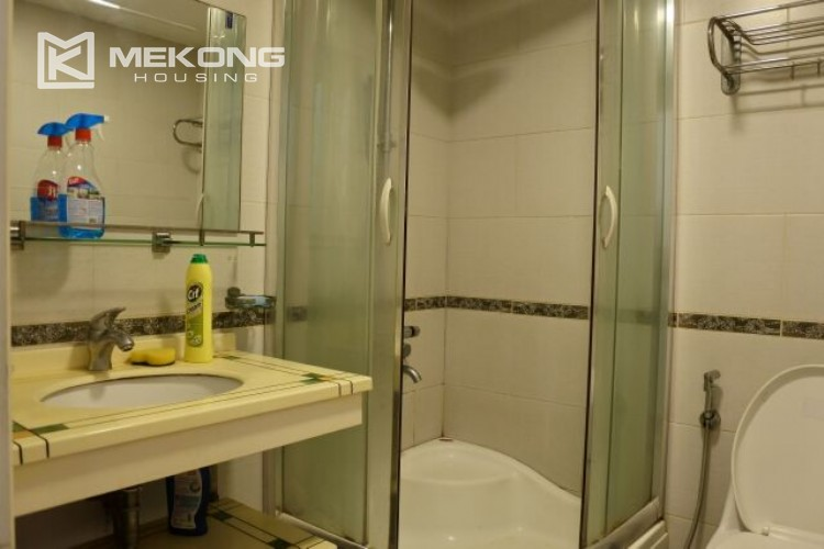 Fully furnished apartment with 3 bedrooms for rent at 713 Lac Long Quan street, Tay Ho 14
