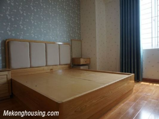 Fully furnished apartment with 3 bedrooms for rent in CT2B Tay Ho Residence, Tay Ho, Hanoi 10