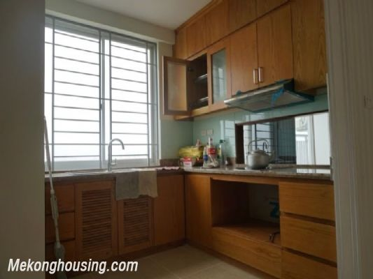 Fully furnished apartment with 3 bedrooms for rent in CT2B Tay Ho Residence, Tay Ho, Hanoi 5