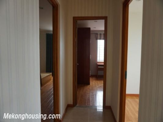 Fully furnished apartment with 3 bedrooms for rent in CT2B Tay Ho Residence, Tay Ho, Hanoi 7
