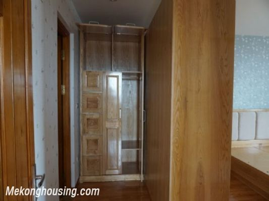 Fully furnished apartment with 3 bedrooms for rent in CT2B Tay Ho Residence, Tay Ho, Hanoi 8