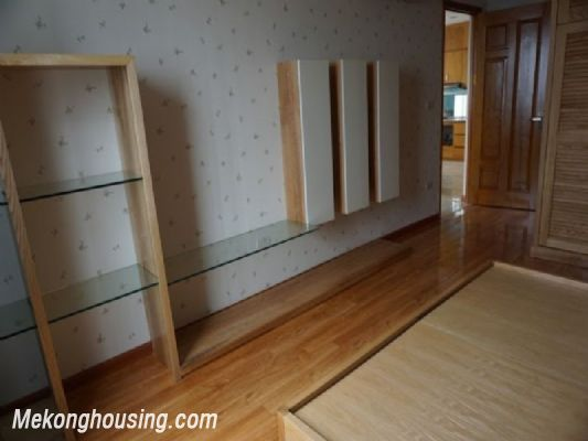 Fully furnished apartment with 3 bedrooms for rent in CT2B Tay Ho Residence, Tay Ho, Hanoi 12