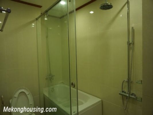 Fully furnished apartment with 3 bedrooms for rent in CT2B Tay Ho Residence, Tay Ho, Hanoi 15