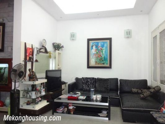 Fully furnished house with 4 bedrooms for rent in Nghi Tam, Tay Ho district, Hanoi 10