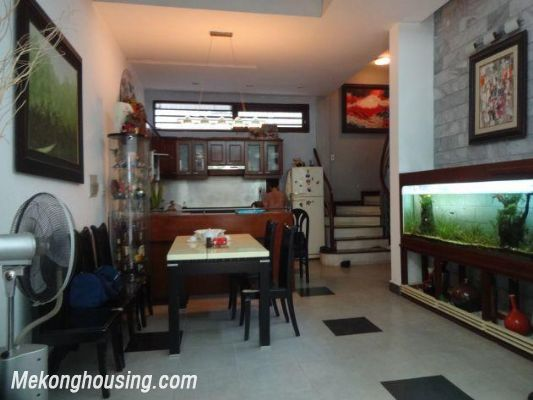 Fully furnished house with 4 bedrooms for rent in Nghi Tam, Tay Ho district, Hanoi 11
