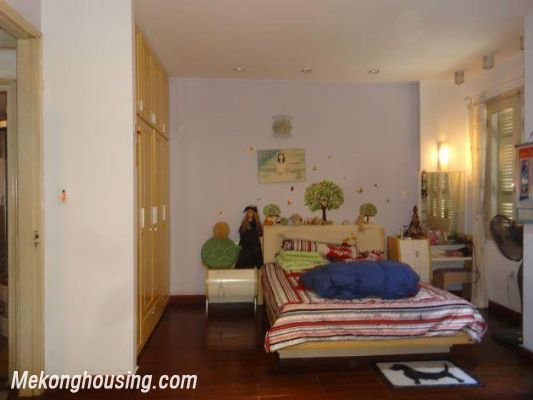 Fully furnished house with 4 bedrooms for rent in Nghi Tam, Tay Ho district, Hanoi 6