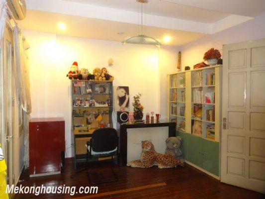 Fully furnished house with 4 bedrooms for rent in Nghi Tam, Tay Ho district, Hanoi 7