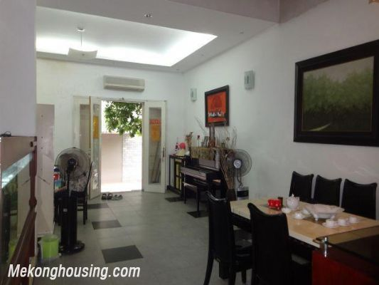 Fully furnished house with 4 bedrooms for rent in Nghi Tam, Tay Ho district, Hanoi 14