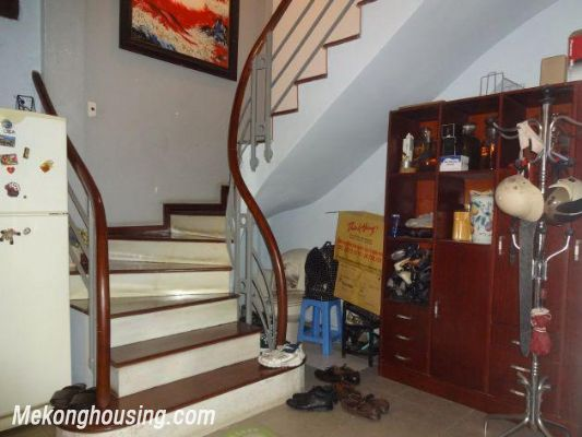 Fully furnished house with 4 bedrooms for rent in Nghi Tam, Tay Ho district, Hanoi 15